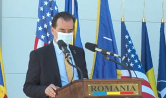 VIDEO Orban: Romania este mai sigura cu rachetele Patriot/ Ministrul Apararii: Armata Romana devine cea de-a 17-a tara care detine o astfel de capacitate