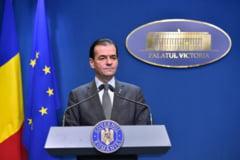 """VIDEO Premierul Orban urla in Parlament catre membrii PSD: """"Ati irosit anii de guvernare, ati alungat romanii din tara! V-ati batut 7 ani joc de Romania!"""""""