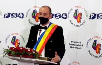 VIDEO Primarul Sectorului 4 si noul consiliu local au depus juramantul de investitura