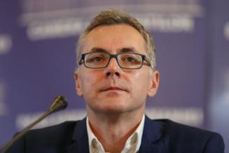 VIDEO Stelian Ion, ministrul Justitiei: DNA trebuie sa vizeze marea coruptie, nu sa-si piarda vremea cu dosare mici