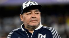 VIDEO Ultima filmare cu Maradona inainte sa moara. Fostul fotbalist abia mai vorbea