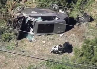 VIDEO Ultimele detalii despre Tiger Woods dupa accidentul grav de masina pe care l-a avut. Ce dispozitiv i-a salvat viata