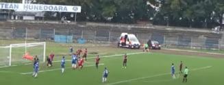 VIDEO Un portar roman a dat golul egalizator in minutul 97