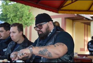 """VIDEO FOTO Pe cine ar fi vrut sa asasineze """"demonii"""" din gruparea Hells Angels veniti la Bucuresti: """"Aflasem, dar credeam ca este vorba despre ceva balcanic"""""""
