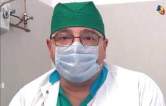 "VIDEO REPORTAJ Medic sef ATI, stupefiat de manifestarile bolii COVID-19: ""Vezi analize incredibile si pacientul este viu"""