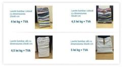 (P) Activitatea angajatilor devine productiva cand curatenia e asigurata de lavetele din bumbac