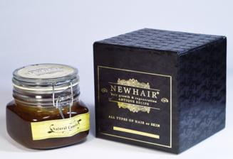 (P) NewHair, tratament natural pentru un par sanatos