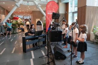 Orasul canta: Peste 250 de evenimente muzicale neconventionale vor avea loc in Bucuresti