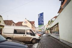 1% din bugetul Sibiului este adus din banii pe parcari. Constructia altora noi, intarzie