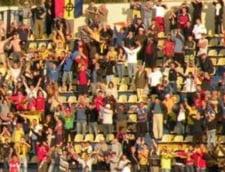 1.000 de fani au ramas afara la meciul FC Brasov - Rapid