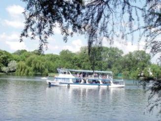 1 iunie le aduce celor mici plimbari gratuite cu vaporasul in Herastrau
