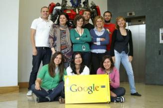 10.000 de dolari, salariul unui angajat roman la Google