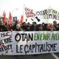 10.000 de manifestanti la Strasbourg potrivit politiei, 30.000 potrivit organizatorilor