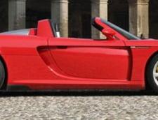10 Porsche Carrera GT