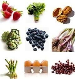 10 alimente banale, ideale primavara