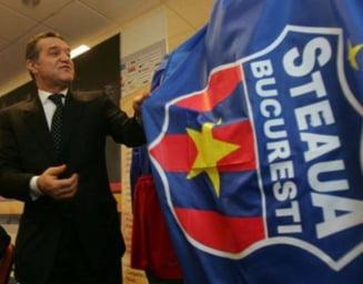 """10 ani cu Gigi Becali: """"Steaua mi-a schimbat viata"""""""