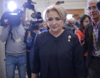 10 august. Cum au ajuns informatii, neconfirmate de Ministerul de Interne, la premierul Dancila si la Liviu Dragnea?