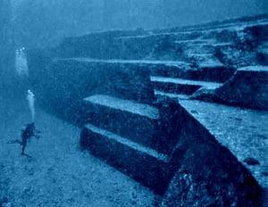 10 descoperiri subacvatice enigmatice, ramase nedescifrate