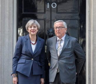10 motive pentru care Theresa May poate pierde batalia cu Uniunea Europeana