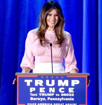 100.000 de oameni au semnat o petitie pentru ca Melania Trump sa plece din New York