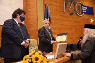 100 de ani de la infiintarea Scolii Politehnice Timisoara si 70 de ani de la infiintarea Academiei Romane Timisoara