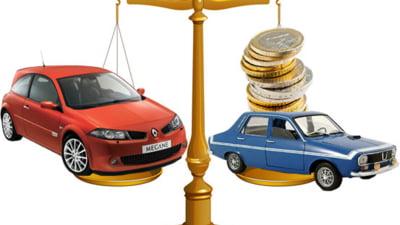 11.000 de masini noi vandute in 2010 prin Programul Rabla
