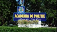 11,5 candidati pe loc inscrisi la Facultatea de Jandarmi. Ce concurenta se inregistreaza la Politie sau la Pompieri