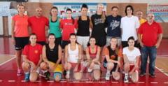 11 jucatoare prezente la reunirea echipei CSM Satu Mare