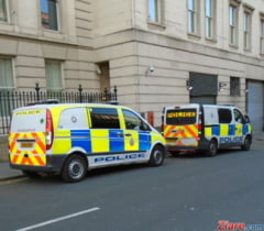 11 raniti la Londra dupa ce o masina a intrat in trecatori. A fost un accident, nu atac terorist (Video)