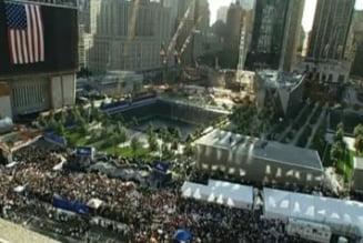11 septembrie 2001 - 10 ani de la atentate. America merge mai departe