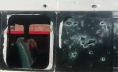 11 taximetristi care se intorceau de la o inmormantare au fost impuscati mortal