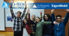 110 elevi din Constanta au participat la competitia Sci-Tech Challenge 2017 - faza nationala