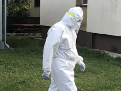 12 cadre medicale din Timis, infectate cu SARS-CoV-2 in ultimele 24 de ore