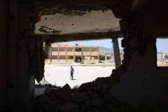 12 copii au fost ucisi intr-o moschee din Afganistan unde se credea ca se ascund talibani. Cladirea a fost bombardata intr-un raid aerian