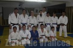 12 judoka, pariul Vrancei pentru un viitor campion olimpic