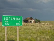 12 orase cu mai putin de 10 locuitori - vezi cum isi petrec timpul (Galerie Foto)