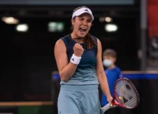 12 victorii consecutive în circuitul WTA! Gabriela Ruse se îndreaptă spre al doilea trofeu la rând. Cu cine va juca în semifinale la Palermo