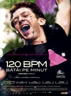 120 BPM, castigatorul Marelui Premiu la Cannes 2017, din 26 ianuarie in cinematografele din Romania