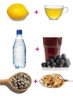 13 combinatii alimentare ultra sanatoase