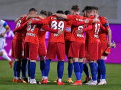13 fotbalisti au lipsit de la vizita medicala a echipei lui Becali, FCSB