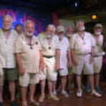137 de participanți la concursul anual de sosii ale celebrului romancier Ernest Hemingway VIDEO