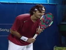 14 ani de la lovitura pe care fanii tenisului nu o vor uita niciodata: Ce a reusit Federer contra lui Andre Agassi (Video)