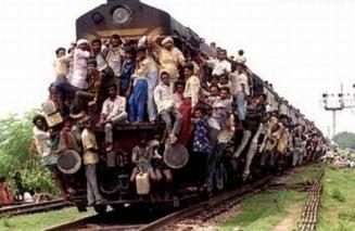 15.000 de oameni mor anual in India, in accidente feroviare