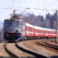 15 trenuri sunt blocate in garile de pe Valea Prahovei