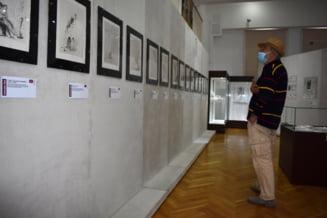 150 de lucrari originale ale lui Salvador Dali, expuse la Muzeul Judetean din Buzau