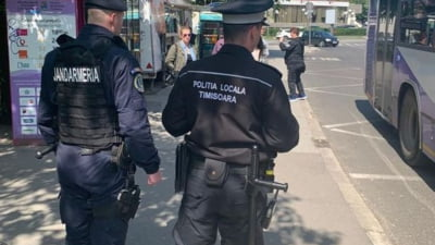 150 de politisti locali din Timisoara vor sa dea in judecata institutia la care lucreaza. Miza: Sporuri salariale de 800.000 de euro