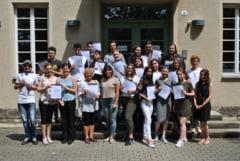 "16 elevi de la Colegiul National ""Gheorghe Vranceanu"" au fost in practica la Dresda, Germania"