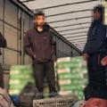 16 refugiați din Afganistan și Iran ascunși în TIR-uri, reținuți la granița de vest a României