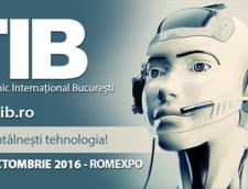 160 de companii din 12 tari vin la Targul Tehnic International Bucuresti