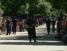 17.000 de persoane au participat la funeraliile Reginei Ana
